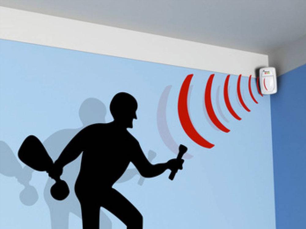 Comment installer une alarme maison design for Alarme domotique maison